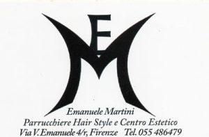 Emanuele Martini Hair Style
